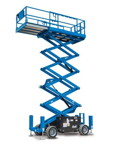 Scissor lift Genie 26 feet GS-2669 RT