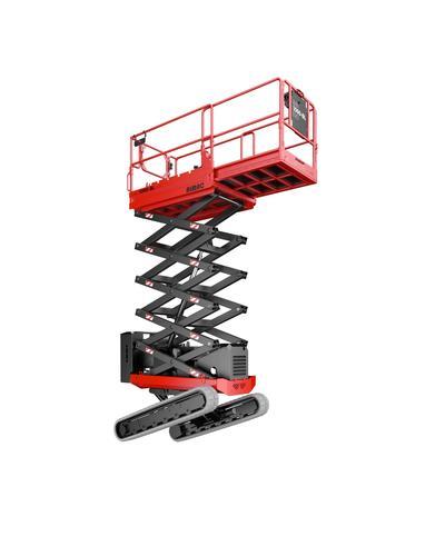 Crawler scissor lift Almac BIBI 1090 EVO for Sale   SOS Location