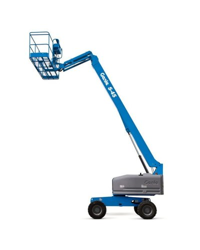 Telescopic boom lift Genie 40 feet S-40
