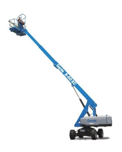 Telescopic boom lift Genie 60 feet S-60 XC