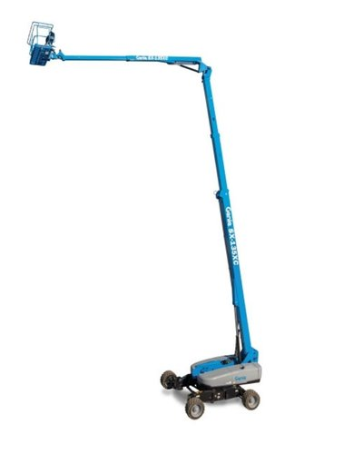Telescopic boom lift Genie 135 feet SX-135