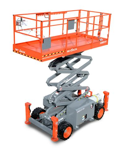 Scissor lift Skyjack32 feet 6832 RT