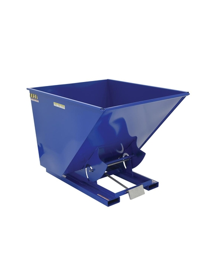 2 yard self-dumping hopper