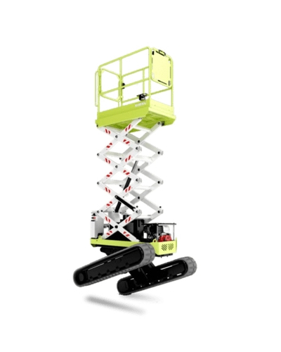 Crawler scissor lift Almac BIBI 1270-HE light