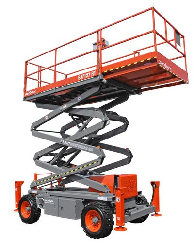 Scissor lift Skyjack 27 feet  SJ7127 RT