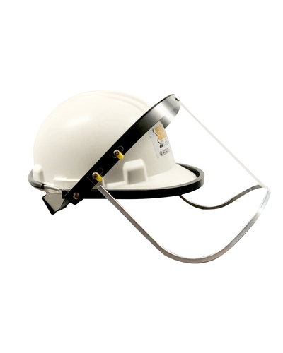 Faceshield for construction