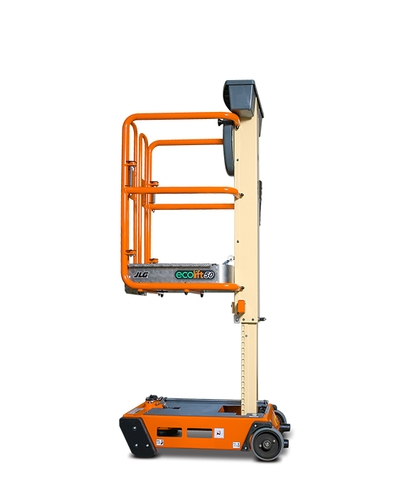 Vertical mast push-around JLG Ecolift 50 5 feet