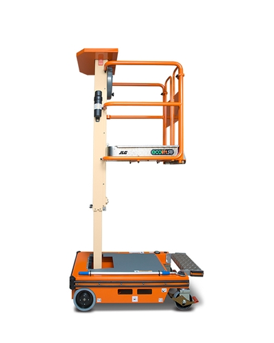 Vertical mast non-powered JLG Ecolift 70 7 feet