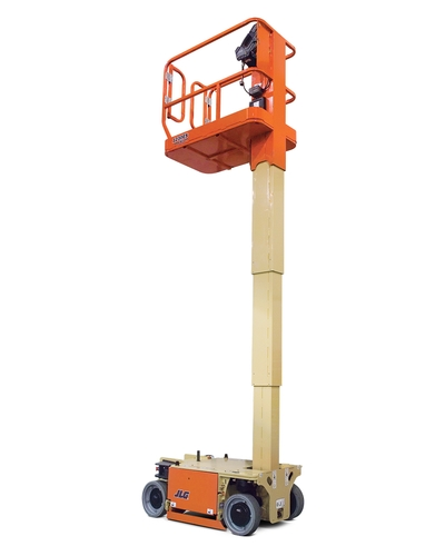 Vertical mast JLG 1230ES 12 feet