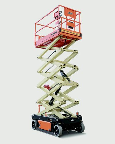 Indoo scissor lift 32 feet JLG