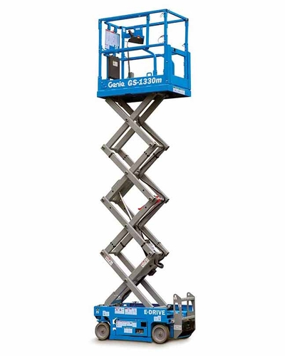 Slab Scissor Lift 13 feet Genie