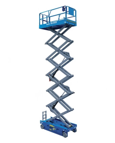 Indoor scissor lift 46 feet Genie