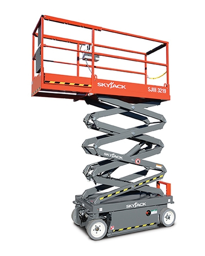 Indoo scissor lift 15 feet Skyjack