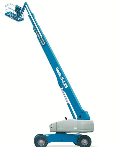 telescopic boom lift Genie 125 feet SX-125