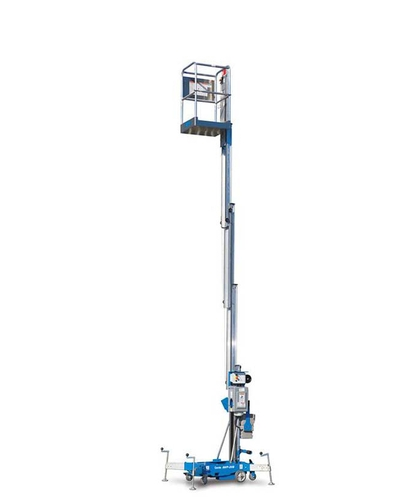 Vertical mast portable Genie AWP-20S 20 feet
