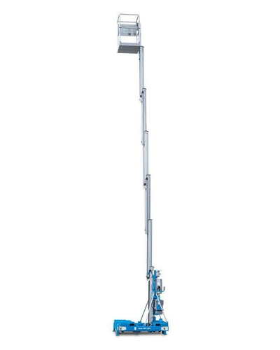 Vertical mast portable Genie AWP-30S 30 feet