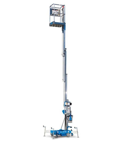 Vertical mast portable Genie AWP-40S 40 feet