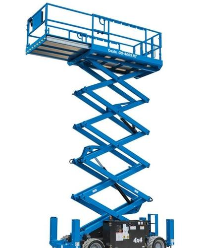 Scissor lift Genie 53 feet GS-5390 RT