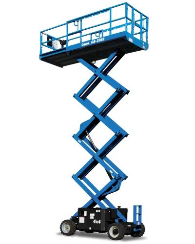 scissor lift Genie 33 feet GS-3369 RT