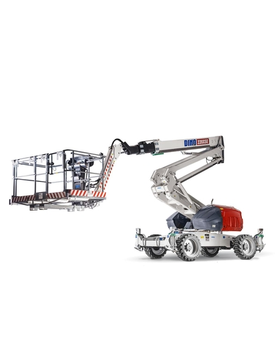 Articulated boom lift Dinolift 280 RTX 85 feet