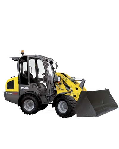 Articulated Wheel Loader WL32