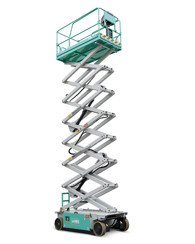 Scissor lift IMER Group IM 4746E 46 feet