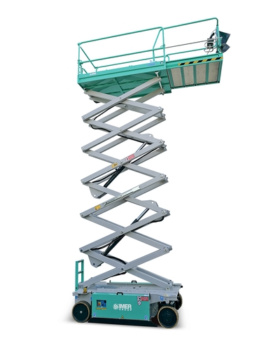 Scissor lift IMER Group IM 4740 E 40 feet