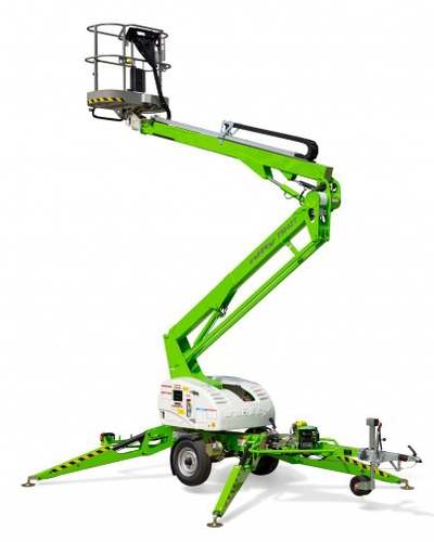 Towable Boom Lift Nifty Lift TM42T 42 feet