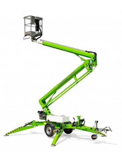 Towable Boom Lift Nifty Lift TM50 50 feet
