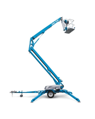 Towable Boom Lift Genie TZ-50 50 feet