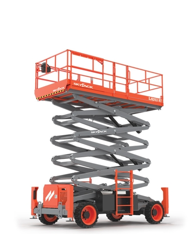 Scissor lift Skyjack SJ9253 RT 53 feet