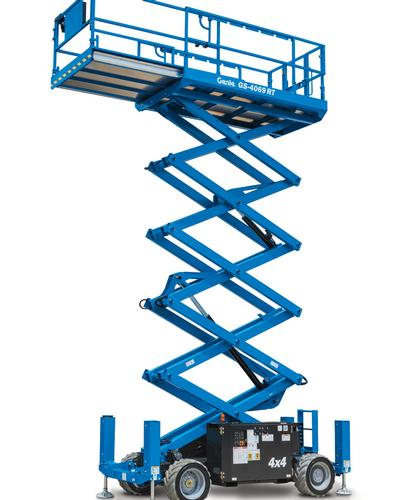 Scissor lift Genie GS-4390 RT 43 feet