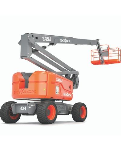 Articulated boom lift Skyjack SJ85 AJ 85 feet