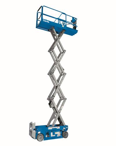Scissor lift Genie 15 feet GS-1530