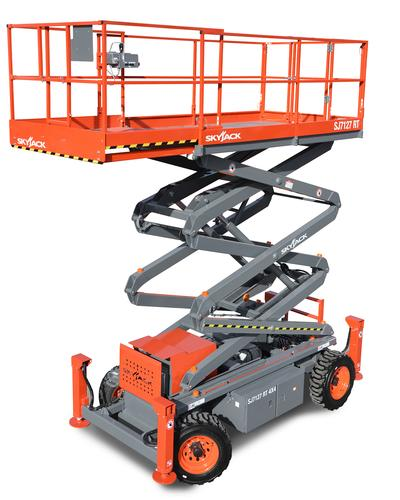 scissor lift Skyjack 35 feet  SJ7135 RT