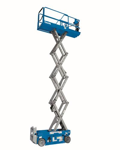 Scissor lift Genie 19 feet GS-1930