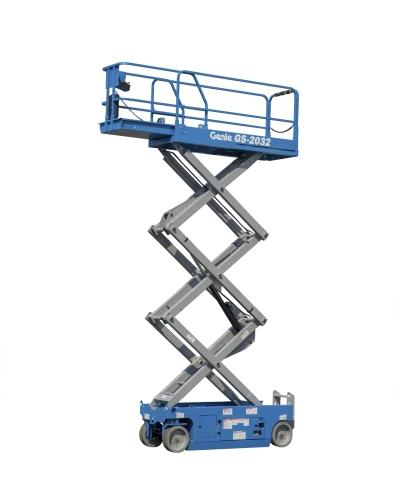 Scissor lift Genie 20 feet GS-2032