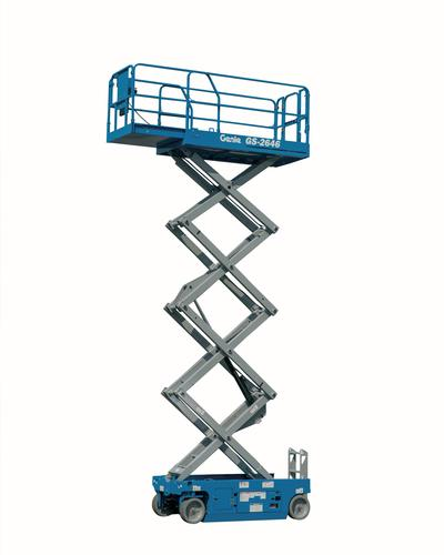 Scissor lift Genie 26 feet GS-2646