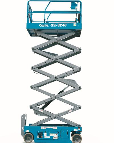Scissor lift Genie 32 feet GS-3246