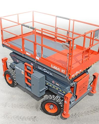 Scissor lift Skyjack SJ8841 RT 41 feet