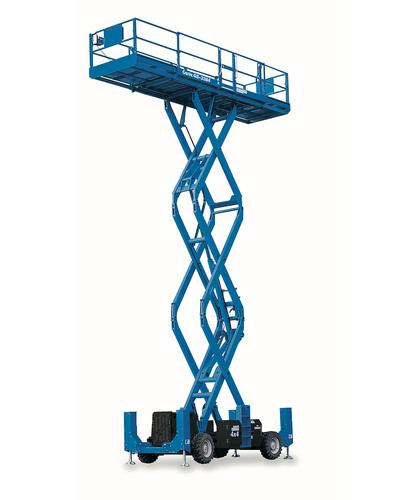 Scissor lift Genie 33 feet GS-3384 RT
