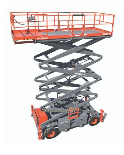 Scissor lift Skyjack SJ9250 RT 50 feet